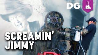 SCREAMING JIMMY! 16cyl 2 Stroke Detroit Diesel 16v71 Wide Open #FullSend