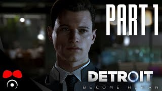 ANDROIDI A ELEKTRICKÉ OVEČKY!   Detroit Become Human #1