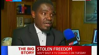 The Big Story: Stolen freedom