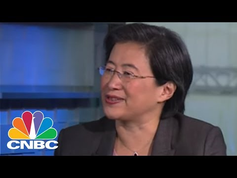 AMD CEO Lisa Su: Security Is 'Job One' For High-Performance Processors   CNBC