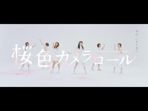 『桜色カメラロール』フルPV ( #真っ白なキャンバス #白キャン )
