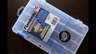Коробка рыболовная flambeau 02813 tray tainer zerust