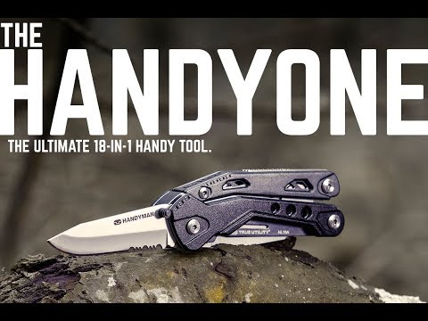 The Handyone | The Ultimate 18-In-1