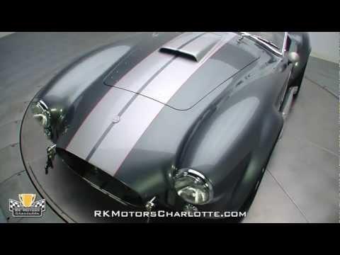 Shelby Superformance Cobra Replica