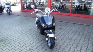 preview picture of video 'Aprilia MOJITO 125 CUSTOM 2010 Roller'