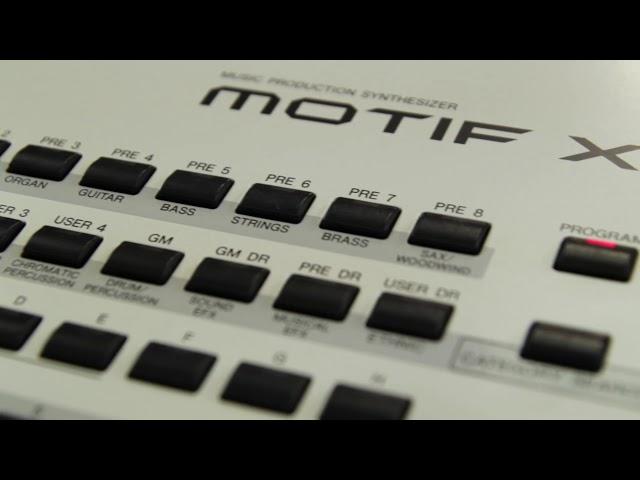 Yamaha - Motif