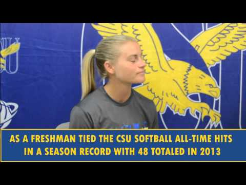 Getting to Know CSU Softball's Danielle Smith