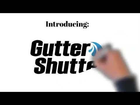 GutterShutter™ in West Farmington, Ohio