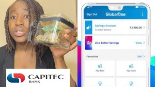 Capitec Live Better Savings Account & What are the benefits & How to activate it