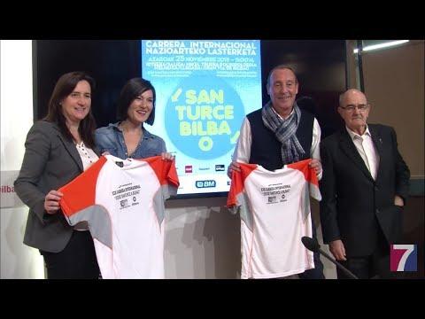 """Deporte e historia unidos, un año más, en la carrera internacional """"desde Santurce a Bilbao"""""""