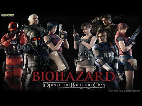 Resident Evil  Operation Raccoon City Прохождение с комментариями на русском (Сдерживание) Часть 1
