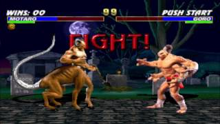 Motaro vs Goro Double Flawless HD