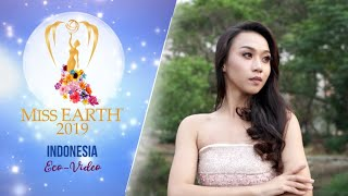 Cinthia Kusuma Rani Miss Earth Indonesia 2019 Eco Video