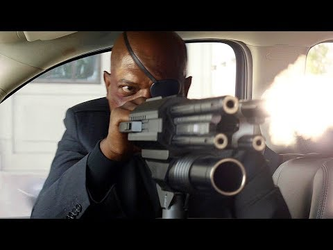 """Download Nick Fury """"Want To See My Lease?""""- Captain America: The Winter Soldier (2014) Movie CLIP HD HD Mp4 3GP Video and MP3"""