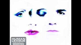 Human League - Heart Like A Wheel - 12'' mix