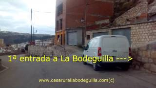 Video del alojamiento Casa Rural La Bodeguilla