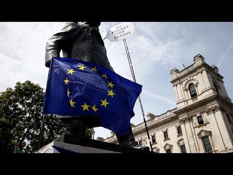 Λονδίνο: Συλλαλητήριο ενάντια στο Brexit