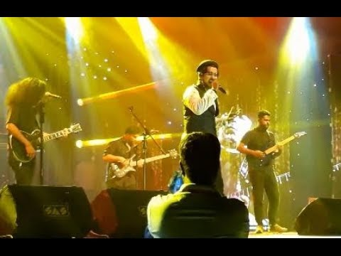 Nobel live concert ll shei tumi keno ochena hole song ll Ayub Bacchu || LRB ll dhaka BICC