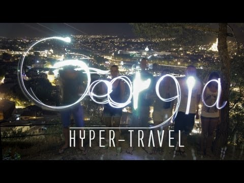 Georgia in Hyper Travel - Fantastic!