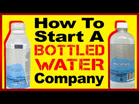 , title : 'How To Start A Bottled Water Company (Precipitate Bottle Water)