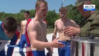 В Приморье завершились кадетские игры - кто поедет на финал в Москву: суворовцы или нахимовцы