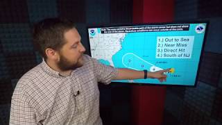 Tropical Storm Florence track: Will it hit NJ and East Coast?