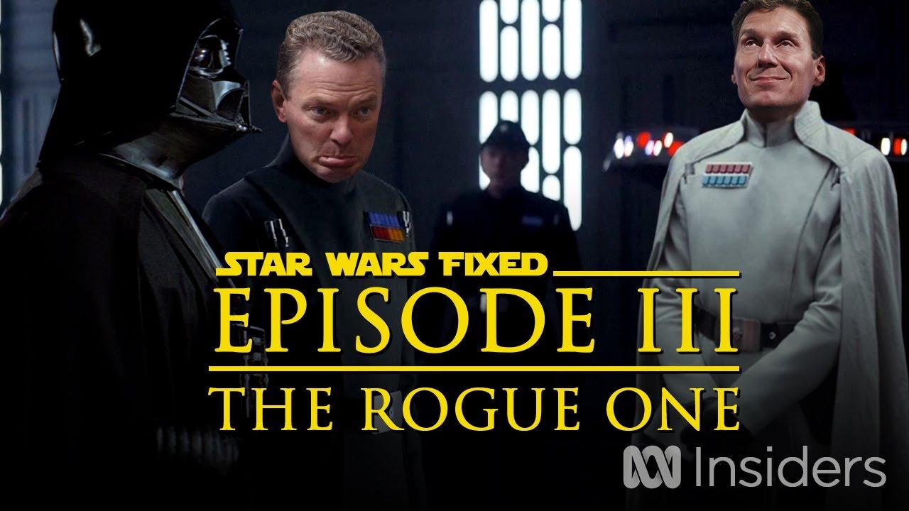 Australian Politics, Star Wars Style