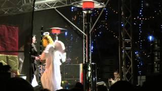preview picture of video 'Rozsvícení vánočního stromu Prostějov 29.11.2013'