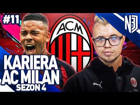 FIFA 19   KARIERA S4   AC MILAN #11 - WYCIECZKA DO WŁOCH! /N3jxiom