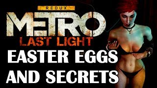 Metro: Last Light All Easter Eggs And Secrets