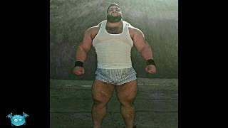 Сенсация! Халк существует! Саджад Гариби   тяжёлоатлет из Ирана весит 155 кг