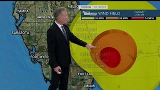 South Florida Friday night forecast (7/31/20)