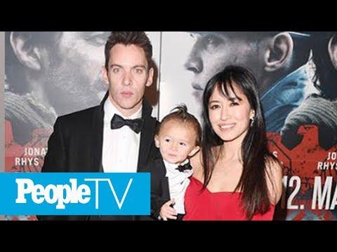 Jonathan Rhys Meyers: Wife Is 'A Superior Woman' In Wake Of 'Verbal Dispute' On Flight   PeopleTV
