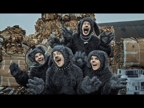 LITTLE BIG - ROCK–PAPER–SCISSORS (Official Music Video) (видео)