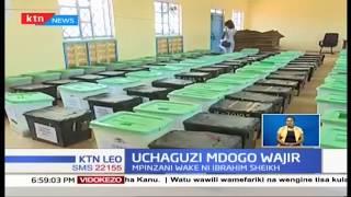 Vituo vya Kura vimefungwa baada ya wapiga kura 27,400 kujiandikisha Wajir