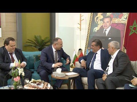 العرب اليوم - شاهد: تحرك مغربي بلغاري نحو توطيد العلاقات في المجال التجاري