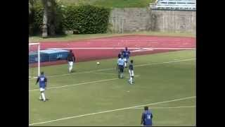 preview picture of video 'Bermuda Football Association Masters 2014 Final YMSC (City of Hamilton) vs St Georges Stallions Pt-2'