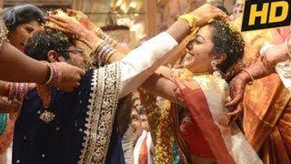 Balakrishna Daughter Tejaswini Wedding | Tejaswini Weds Sribharat Marriage Video - 24
