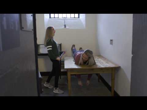 Inveraray Jail - Whipping Table