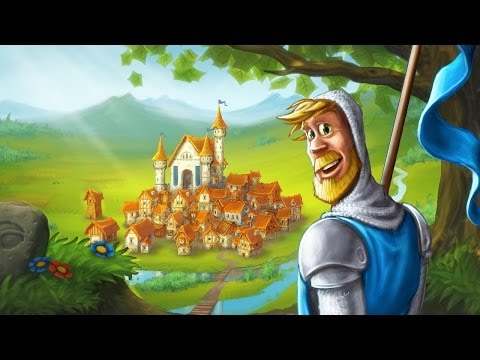 Townsmen - Official Gameplay Trailer thumbnail