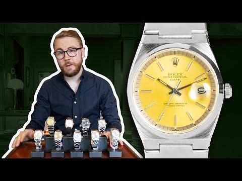 Rolex Date 1530, Rolex Day-Date 1803, Rolex Datejust 16220 - This Week's Watches 91