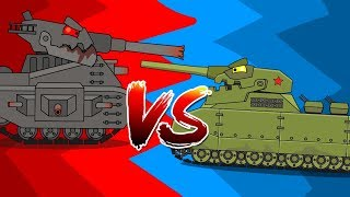 Финальная битва с Левиафаном Мультики про танки