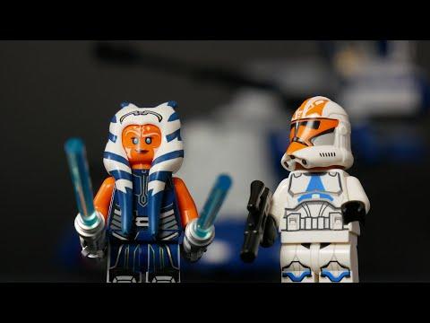 Vidéo LEGO Star Wars 75283 : Char d'assaut blindé (AAT)