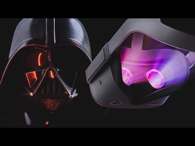 OCULUS QUEST unboxing with VADER IMMORTAL