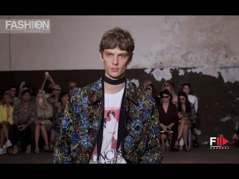 ETRO Spring Summer 2020 Menswear Milan - Fashion Channel