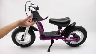 Montage ★ BIKESTAR® ★ Metall Laufrad Classic & Sport 10, 12 Zoll