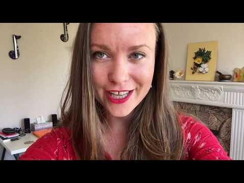 """""""The Secret Behind Rib Cage Breathing in Professional Singing"""" - one of many online singing tutorials by Margaret on the YouTube."""