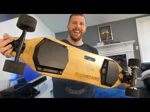 Why This $425 Electric Skateboard is Worth Buying! Ownboard W1S Review!