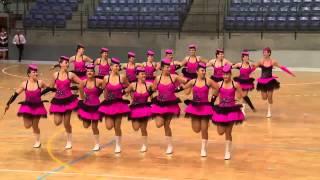 EC Majorettes 2013 - Traditional Majorettes Corps Junior