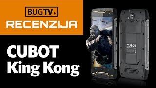 CUBOT King Kong - recenzija robusnog mobitela otpornog na vodu i prljavštinu